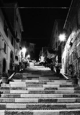 scalata serale... di tizicarra