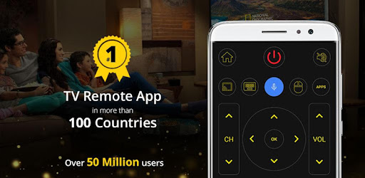 Universal TV Remote Control – Apps on Google Play