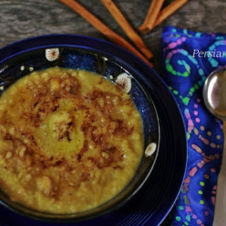 TANDIR AASHI | GARBANZO POTAGE Recipe