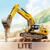 Construction Simulator 3 Lite Icon