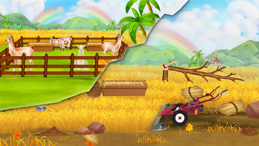 Cattle House Builder: Farm Home Decoration android2mod screenshots 6
