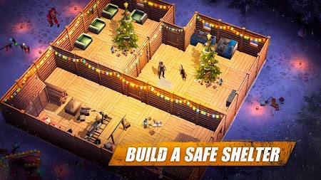 The Outlived: Zombie Survival APK screenshot thumbnail 3