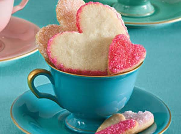 Sweetheart Sugar Cookies Recipe