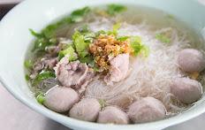 Num Sai Noodle Soup