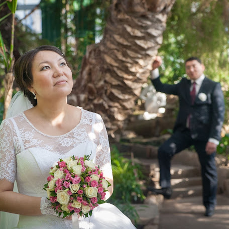 Wedding photographer Vadim Mudarisov (Vadumus). Photo of 29.04.2015