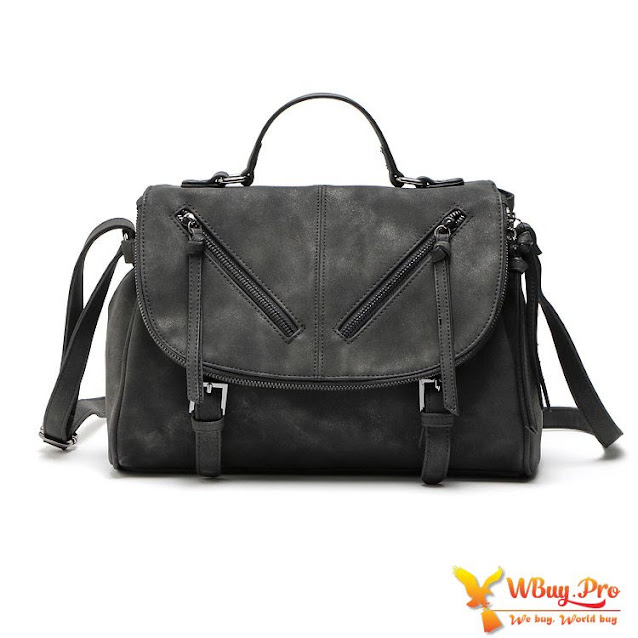 [WBuy.Pro] Túi xuất khẩu CIS 82384 - Màu đen