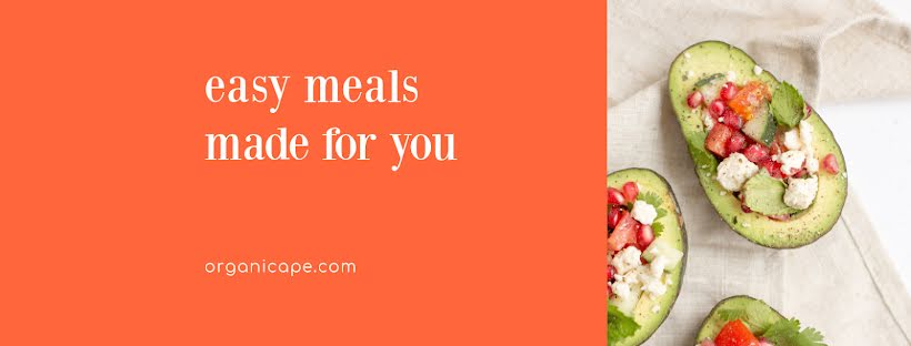 Easy Meals Made for You - Facebook Page Cover Template