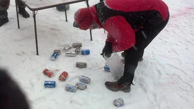 Photo: Post Beer Mile