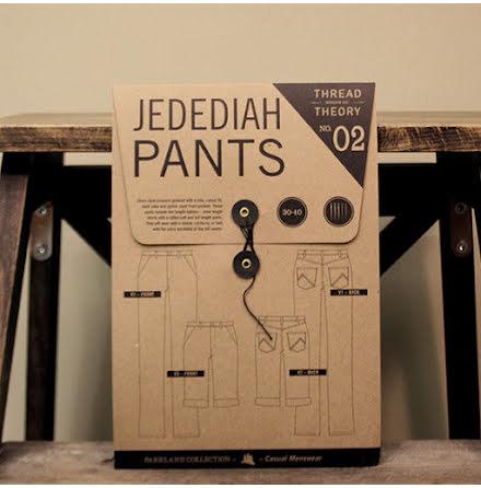 Jedediah Pants no.02