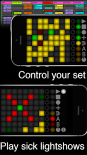 launch buttons ableton midi controller apps on google play. Black Bedroom Furniture Sets. Home Design Ideas