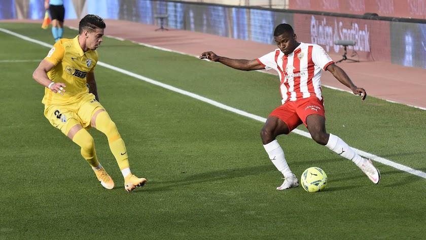 Un futbolista de categoría, de presente y con mucho futuro en el fútbol.