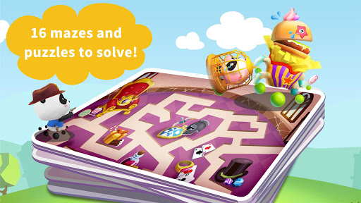 Labyrinth Town - FREE for kids 8.43.00.10 screenshots 8