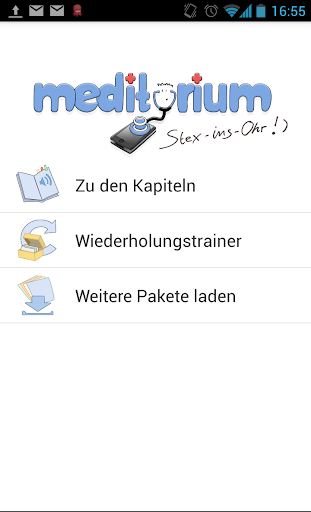 meditorium screenshot for Android