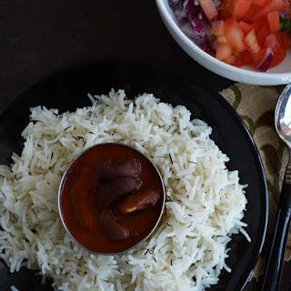 Rajma Masala, Rajma Chawal, Spiced Red Bean Gravy