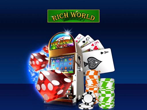 Rich World Slot Machine