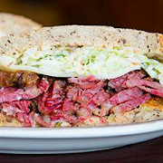 #19 on Rye (Half Sandwich)