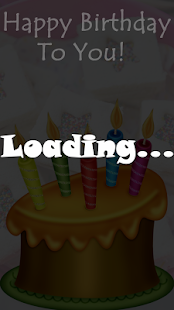 Happy Birthday Song for Kids Video Offline - náhled