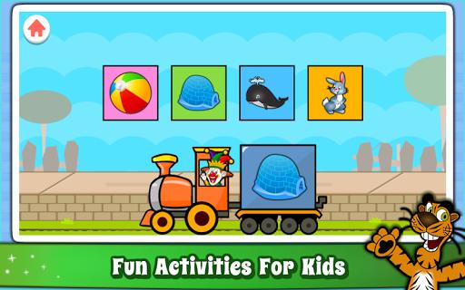 Apprendre l'alphabet pour les enfants -ABC English  captures d'écran 6