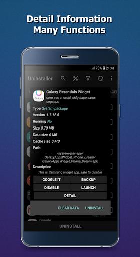 Service Disabler by KunKunSoft (Google Play, United States