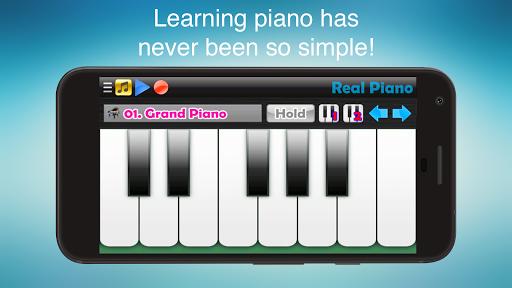 Real Piano - The Best Piano Simulator 3.22 screenshots 2
