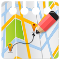 Map Note icon