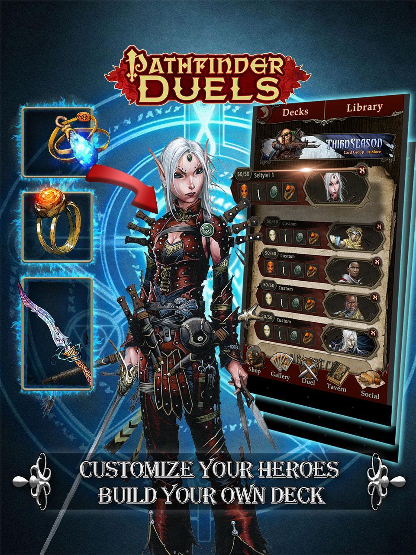 Pathfinder Duels screenshot #4