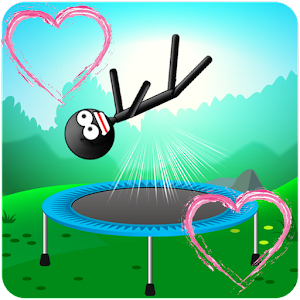Stickman Trampoline for PC and MAC