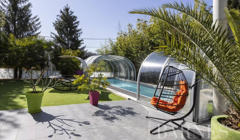 Villa avec piscine et terrasse Marlioz