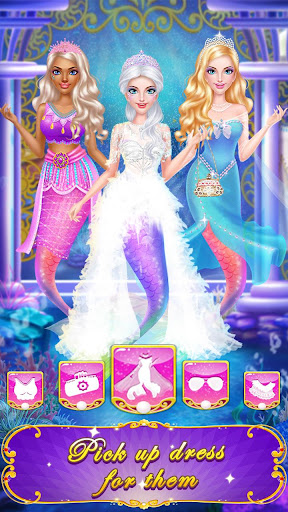 Mermaid Makeup Salon 2.8.3122 screenshots 4