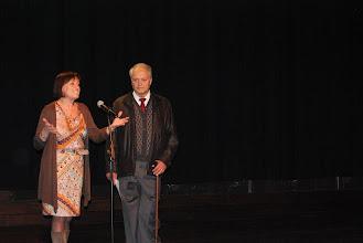 Photo: Presentació del concert.