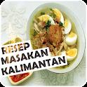 Resep Masakan Khas Kalimantan icon