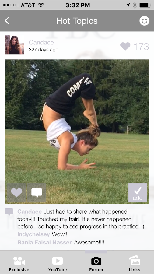 YogaByCandace Official App- screenshot