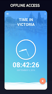 Time in Victoria, Canada - náhled