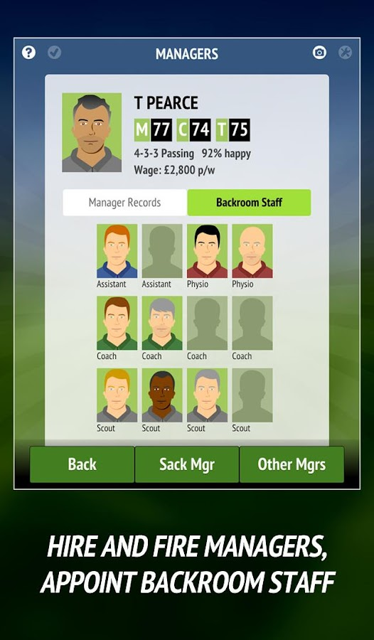 Football Chairman Free- screenshot