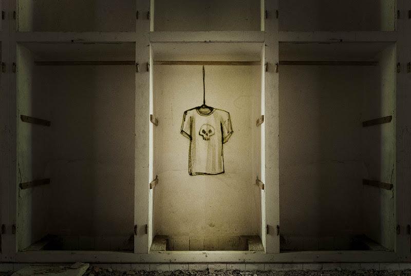 Appesa ad un ricordo. di Marco Tomei