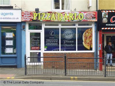Pizza Darlo On High Northgate Pizza Takeaway In Darlington