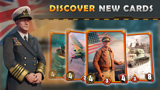 World War II: TCG - WW2 Strategy Card Game filehippodl screenshot 5