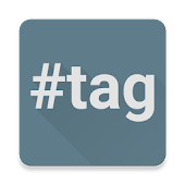 HashtagView demo icon