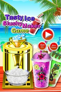 Tasty Ice Slushy Maker Delight - náhled
