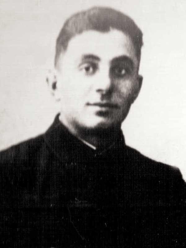 Барнабишвили Резо Георгиевич - рядовой 35 осбр