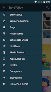 StoreToBuy screenshot