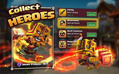 Download Dungeon Boss – Fantasy & Strategy RPG for PC