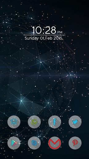 Remote Starry Sky