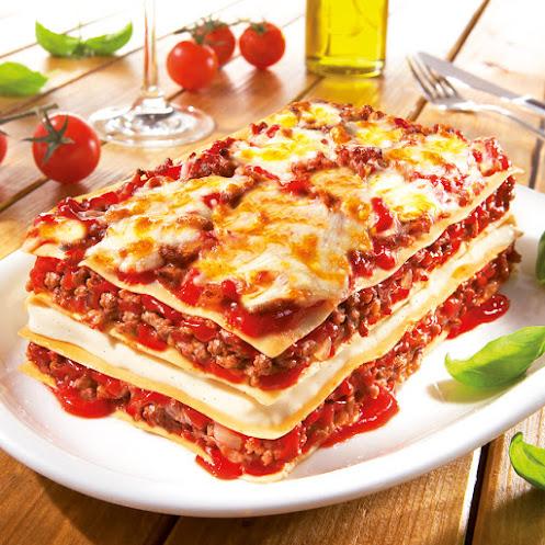 Abbildung Lasagne Bolognese