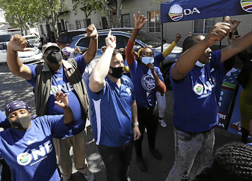 DA staff members hijacked at gunpoint in KZN, car stripped of parts - TimesLIVE
