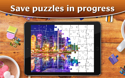 Jigsaw Puzzle Collection HD screenshot 7