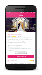 Easy Weddings Directory- screenshot thumbnail