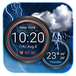 Weather Forecast & Clock Widget 15.1.0.45733_46331