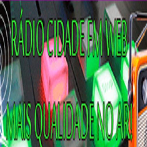 Rádio Cidade Web FM 音樂 App LOGO-硬是要APP