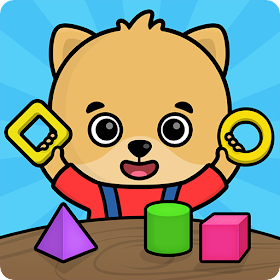 Игры для малышей и детей бесплатно – детские пазлы